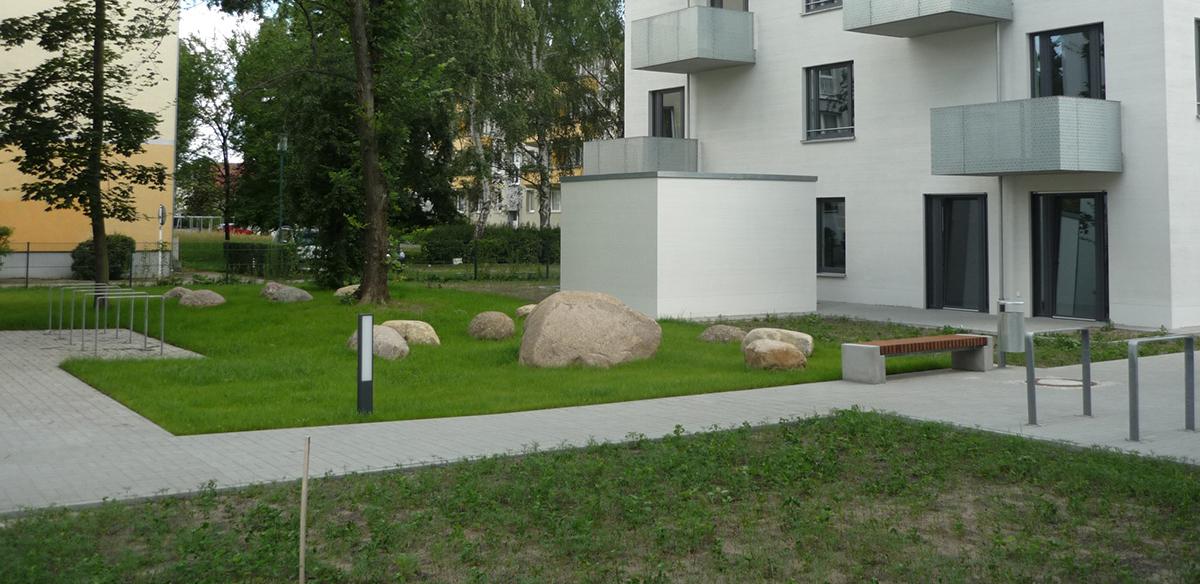 Landschaftsarchitekt in Potsdam
