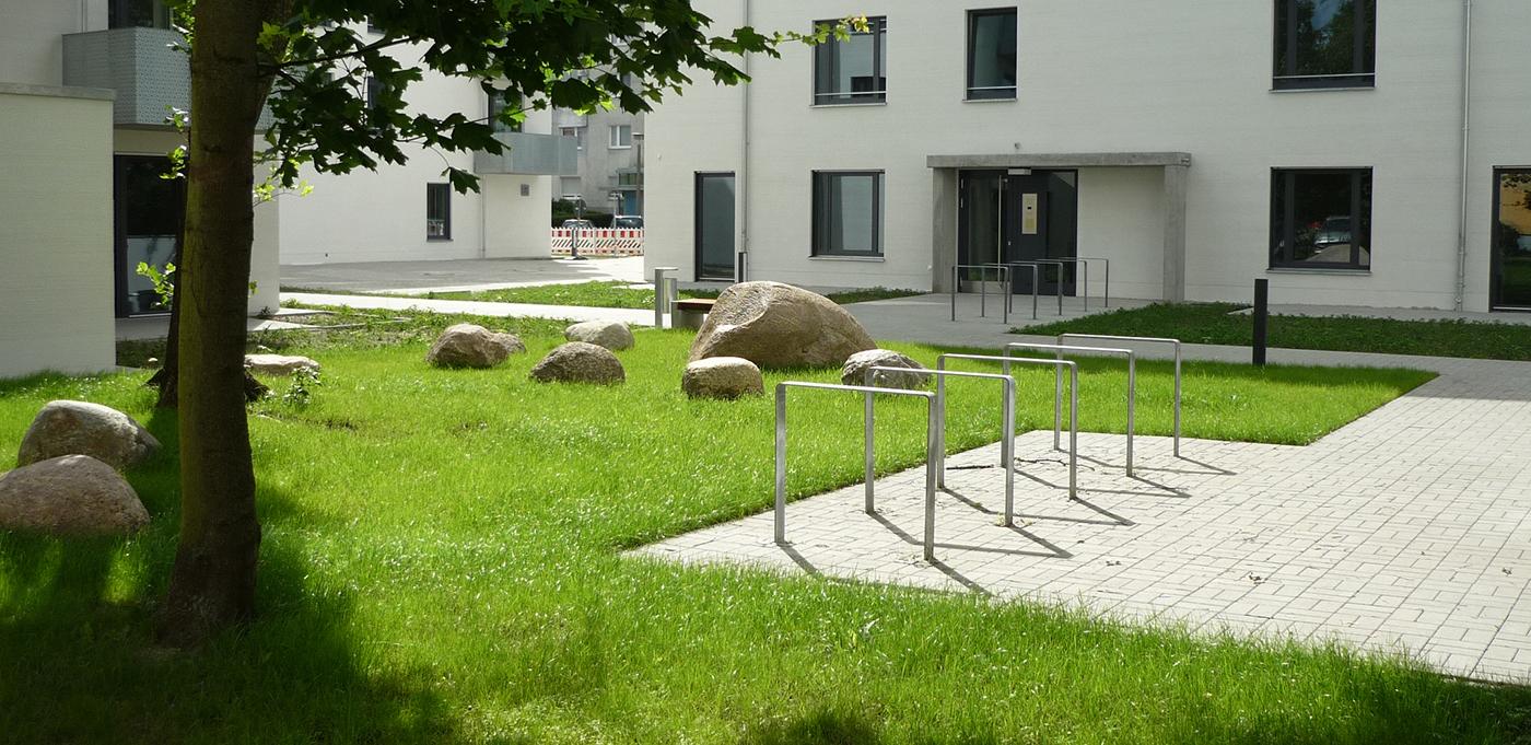 Landschaftsgestaltung in Berlin