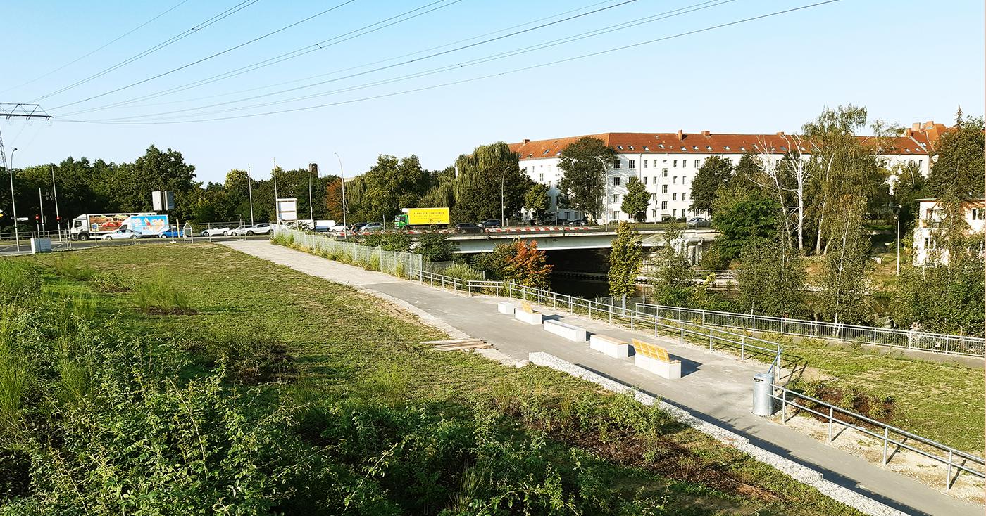 Landschaftsplanung in Potsdam